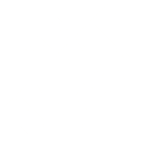 Grey and white The Home Depot logo